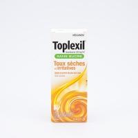 TOPLEXIL sirop sans sucre (Oxomémazine)