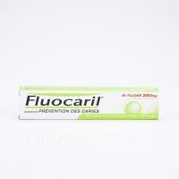 FLUOCARIL Bi-Fluoré 250 mg Dentifrice Menthe 75 ml