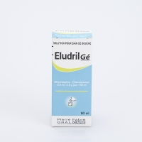 ELUDRIL Gé bain de bouche 90ml (Chlorhexidine,Chlorbutanol)