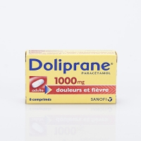 DOLIPRANE 1000mg 8cp (Paracétamol)