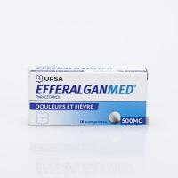 EFFERALGANMED 500mg  16 cp  (Paracétamol)