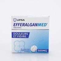 EFFERALGANMED 500mg  16 cp eff  (Paracétamol)
