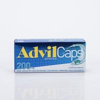 ADVILCAPS 200mg boite 16 capsules  (Ibuprofène)