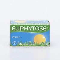 EUPHYTOSE 120 comprimés (extrait de Valériane, de Passiflore, d'Aubépine et de Ballote)