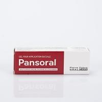 PANSORAL Gel Buccal (Salicylate de choline,chlorure de cétalkonium)