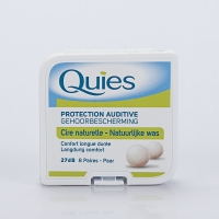 QUIES Protection auditive cire naturelle