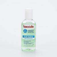BACCIDE Gel mains parfum fraîcheur 75 ml