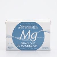 GRANIONS De Magnésium (Chlorure de Magnésium)