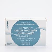GRANIONS Décontractant musculaire (Mg,Vit B,Cu,Se)
