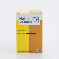 NATECAL Vit D3 (Calcium,Cholécalciférol)