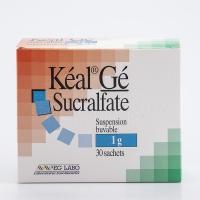 KEAL Gé 1g 30 sachets (Sucralfate)