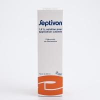 SEPTIVON 1.5% solution pour application cutanée