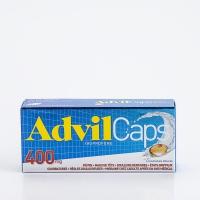 ADVILCAPS 400mg boite 16 capsules  (Ibuprofène)