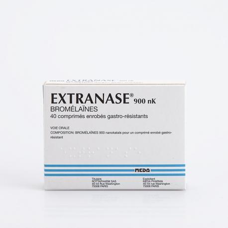 EXTRANASE 900nK 40cp (Bromélaïnes)
