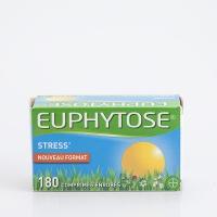 EUPHYTOSE 180 comprimés (extrait de Valériane, de Passiflore, d'Aubépine et de Ballote)