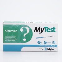 MY TEST Albumine 1 kit Mylan