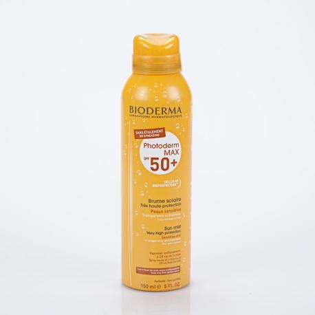 BIODERMA Photoderm MAX 50+ Brume Solaire 150ml