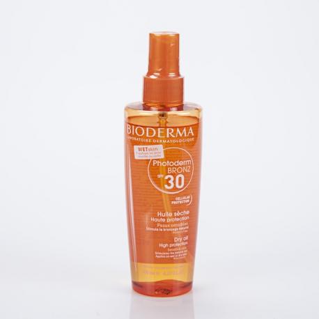 BIODERMA Photoderm Bronz 30 huile sèche 200ml