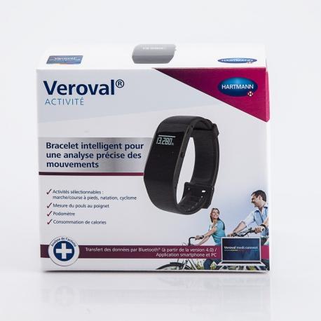 VEROVAL Activité bracelet intelligent