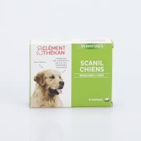CLEMENT THEKAN VermiScan Chiens de plus de 10 kg 4 comprimés