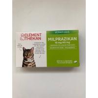 CLEMENT THEKAN Milprazikan Chats 2 compirmés