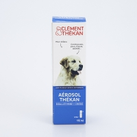 CLEMENT THEKAN Aérosol  Antiparasitaires Externes Chien Spray 175 ml