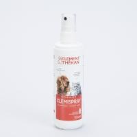 CLEMENT THEKAN Clemispray Antiseptique Chien et Chat Spray 100 ml