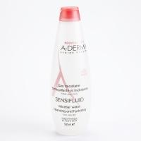 A-DERMA SENSIFLUID Eau Micellaire Démaquillante et Hydratante 500 ml