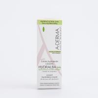 A-DERMA HYDRALBA Crème Hydratante Légère 40 ml
