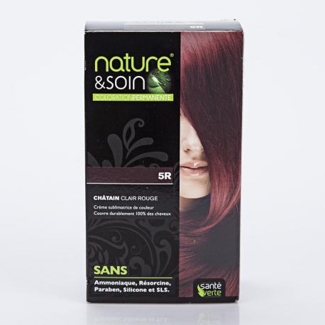 NATURE ET SOIN Coloration 5R Santé Verte