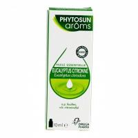 PHYTOSUN AROMS Huile Essentielle Eucalyptus Citronné 10 ml