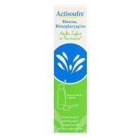 ACTISOUFRE Solution Pour Pulvérisation Nasale/Buccale Spray 100 ml