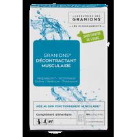 GRANIONS Décontractant Musculaire 60 comprimés