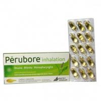 PERUBORE Inhalation Rhume, Rhinite, Rjinopharyngite 15 Capsules