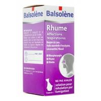 BALSOLENE Solution pour Inhalation par fumigation 100 ml