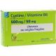 CYSTINE/VITAMINE B6 120 cp Biog (Cystine/Vit B6)