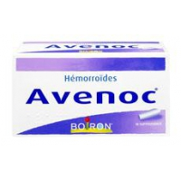 Boiron Avenoc Hémorroïdes 10 Suppositoires