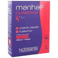Manhae Cys Mannose 15+ 10 sticks