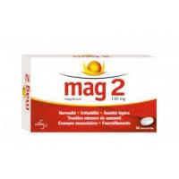 Mag 2 ( magnésium 100 mg ) 60 comprimés