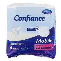 Confiance Mobile Absorption 8  Taille M Sachet 14 Sous-vêtements