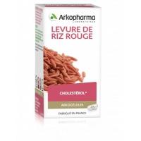 """Arkogélules Levure de Riz Rouge """" Cholestérol""""  45 gélules"""