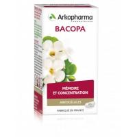 Arkogélules Bacopa Mémoire et Concentration 45 gélules