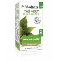 Arkogélules Thé Vert Brûleur de Graisses 45 gélules