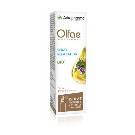 Arkopharma Olfae Spray Relaxation Bio 30 ml