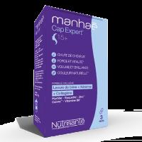 Manhaé Cap Expert 15+ 120 gélules