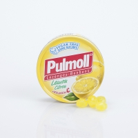 Pulmoll Pastilles Mal de Gorge Citron 45g