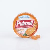 Pulmoll Pastilles Mal de Gorge Orange 45g