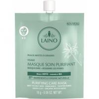 LAINO Masque Soin Purifiant Peaux Mixtes à Grasses BIO 16g