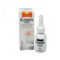 EUVANOL Spray Nasal Rhume, Rhinopharyngite 15 ml