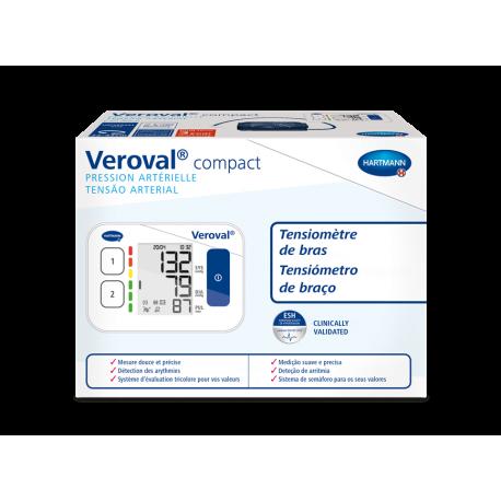 VEROVAL Compact Tensiomètre de Bras